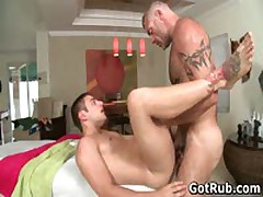 Massage Pro In Deep Anal Wrecking Gay Porn 5 By GotRub