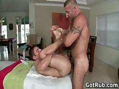 Massage Pro In Deep Anal Wrecking Gay Porn 5 By GotRub