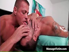 Horny Free Gay Massage Porn 5 By MassageVictim