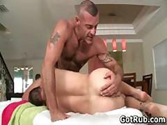 Massage Pro In Deep Anal Wrecking Gay Porn 4 By GotRub