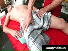 Dude Gets Super Hot Gay Massage And Gets A Hardon 1 By MassageVictim
