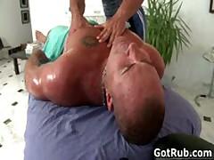 Fine Guy Gets Amazing Gay Massage 1 By GotRub
