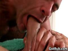 Fine Guy Gets Amazing Gay Massage 3 By GotRub