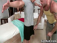 Dude Gets His Tiny Little Cute Asshole Rubbed 1 By GotRub