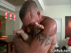Massage Pro In Deep Anal Wrecking Gay Porn 6 By GotRub