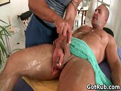 Fine Guy Gets Amazing Gay Massage 2 By GotRub