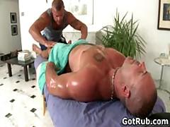 Fine Guy Gets Amazing Gay Massage 2 By GotRub