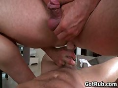 Tyler Gets His Nice Balls Gay Massaged And Rubbed 7 By GotRub