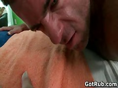 Two Amazing Hunks In Sexy Gay Massage Action 7 By GotRub
