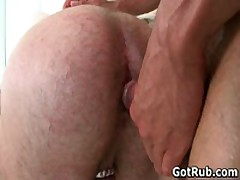 Massage Pro Gets His Fine Ass Fucked By Muscled Dude 6 By GotRub