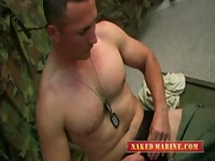 Army Pilot Gets Jacked Off