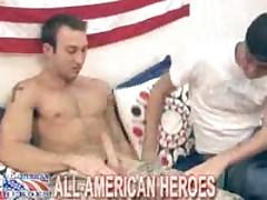 Navy Bottom Boy