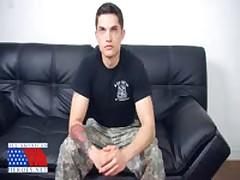 Smoking Hot Army Stud