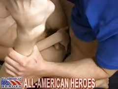 Navy Officer Willingly Takes A Huge Package