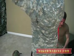 Army Officers First Gay Fuck