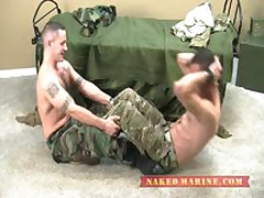 Military Bros Work Each Other