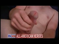 Marine Ginger Hot Jerkoff