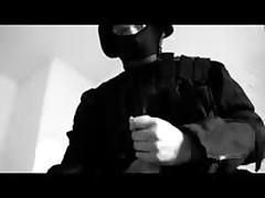 SWAT - Cop Jacking Off