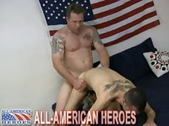 Muscle Marine Fucks Sailor Twink