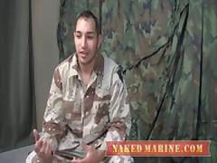 Sexy Military Latino