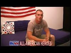 Marine Mechanic Shows His Meat Tool