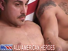 Hot Horny Marines Fucking Around