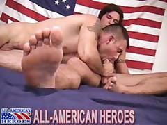 Hot Horny Marines Fucking Around