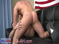 Hot Soldiers Pounding