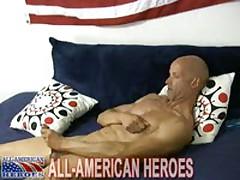 EMT Shows Off His Cock Saving Skills