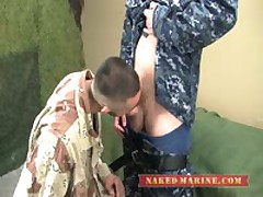 Private Blows Str8 Sailor
