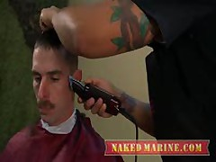 Army Stud Gets A Hand