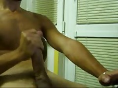 Nine Inch Cock And Cumshot
