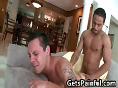 Sexy Queer Bro Getting His Small Pooper Ripped By Large Jizzster 6 By GetsPainful