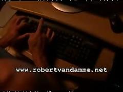 Robert Van Damme & Coby Mitchell