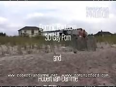 3D Video Robert Van Damme& Skye Woods