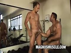 Gym Buddies Fucking