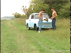 Hungary For Men Scene 1