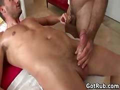 Smooth Booty Buddy Gets Aroused Homo Rubbing 3 By GotRub