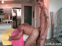 Super Hot Dude Gets Fine Body Massages 4 By GotRub