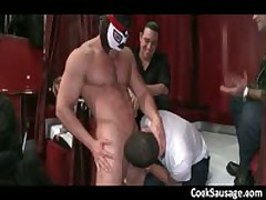 One Ripped Hot Man And 50 Men 20 By CockSausage