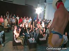 Lots Of Sexy Dudes And A Stripper 1 By CockSausage