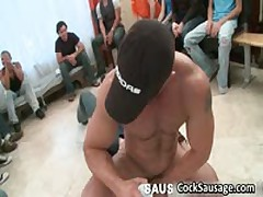 Group Of Hot Dudes Crave For Penetrator 5 By CockSausage