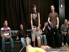 Bunch Of  Homosexual Men Go Awesome In Club 2 By CockSausage