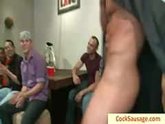 Group Of Hot Homo Guys Sucking Off Erection By Cocksausage