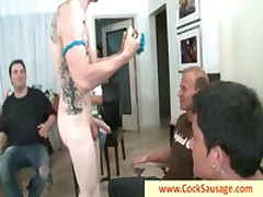 Many Sexy Men And One Erection By Cocksausage