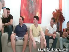 Group Of Exciting Men Crave For Erection 3 By CockSausage