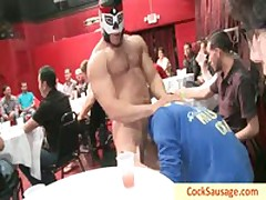 Really Wild Free Gay Porno Penetrator Party By Cocksausage