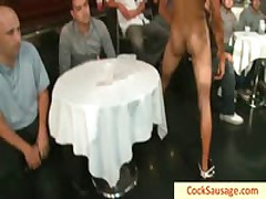 Group Of Guy Gets Their First Homosexual Penetrator By Cocksausage