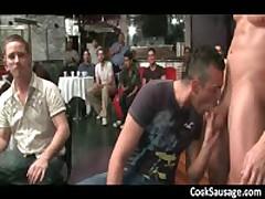 Homo Gang Sucking Jizzster 15 By CockSausage