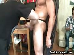 Huge Gay Weiner Penis Party 2 By CockSausage